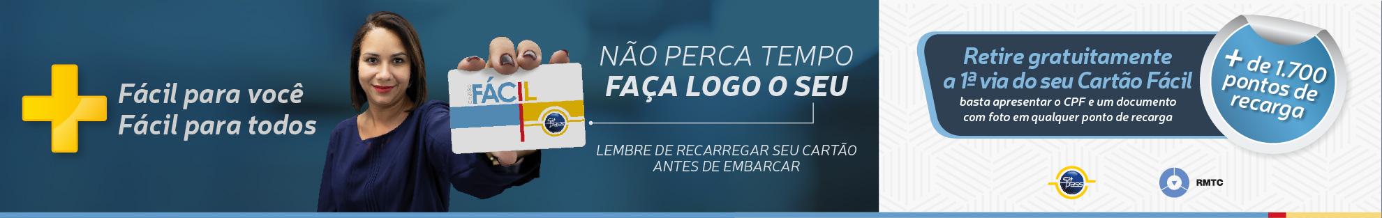 Banner Cartão Fácil